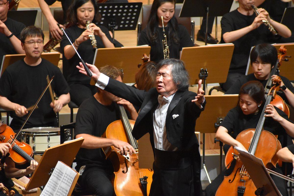 【音楽】開催レポート 「コバケンとその仲間たちオーケストラin飯山」