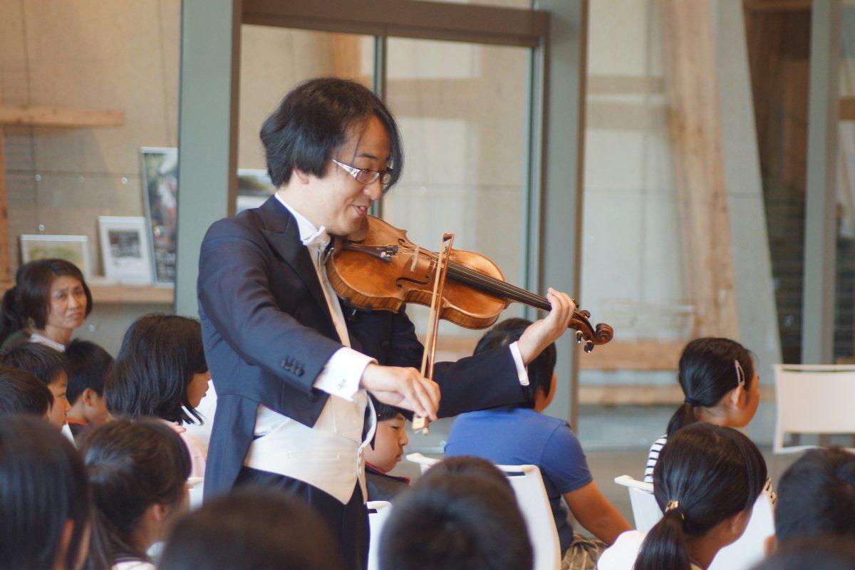 【音楽】阿部真也さん(ヴァイオリニスト、ヴィオリスト)インタビュー