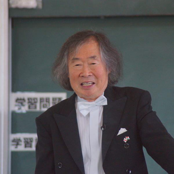 【音楽】小林研一郎長野県芸術監督(指揮)インタビュー