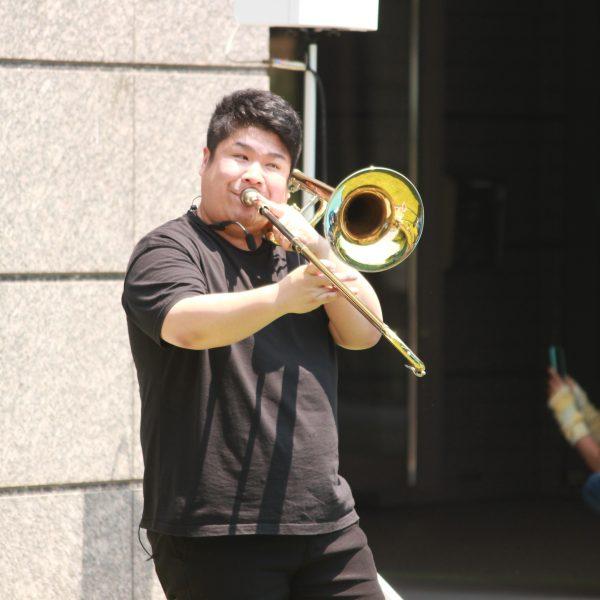 【音楽】藤原功次郎 in キッセイ文化ホール「しばふコンサート」