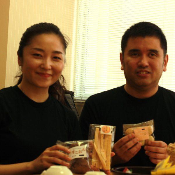【音楽】君塚仁子(フルート、オカリナ)&綱川泰典(フルート)インタビュー
