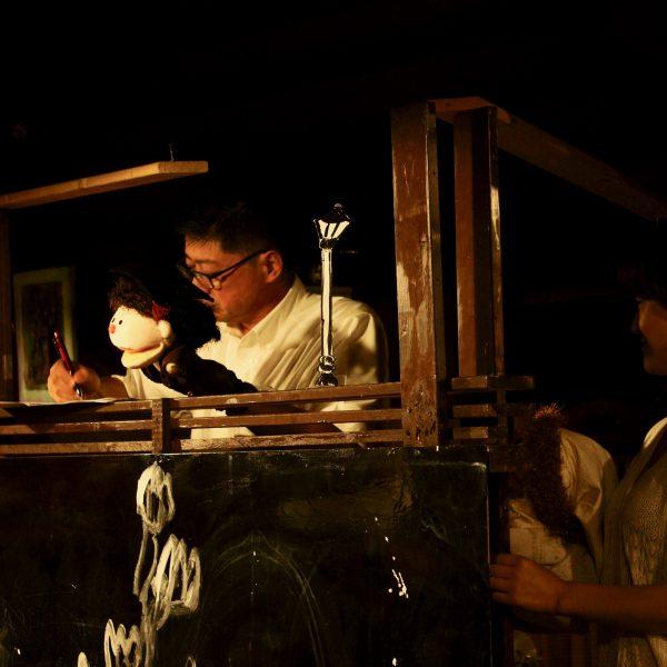 【演劇】トランクシアター2019 人形劇オペラ『知ったかぶりファウスト』稽古場レポート(飯綱)
