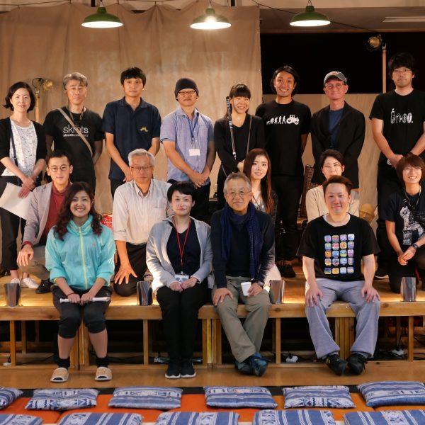 【演劇】飯田「トランクシアターのもとに地元演劇関係者が総力結集」