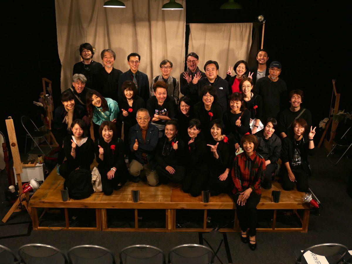 【演劇】茅野「宮川地区に新たな文化の発信地が誕生したと言えるかも?!!」