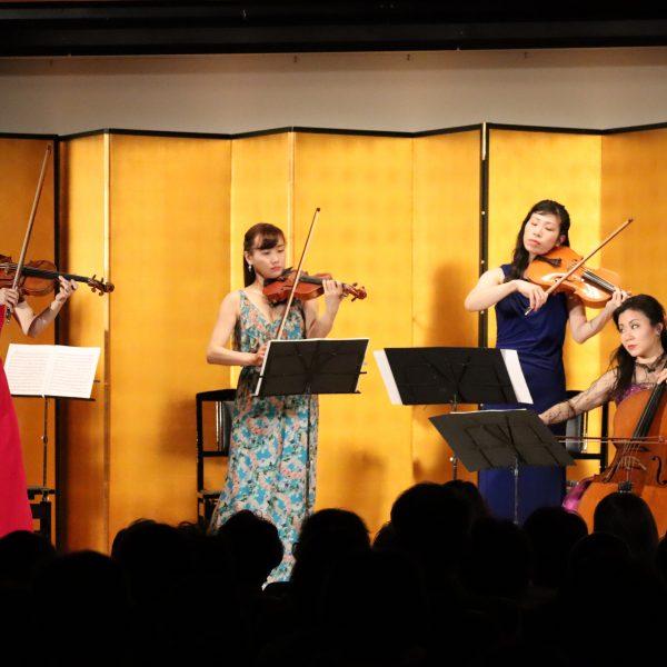 【音楽】開催レポート「飯田創造館開館40周年記念コンサート」